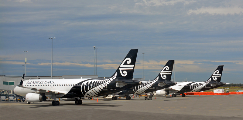 CHC is a hub for Air New Zealand.
